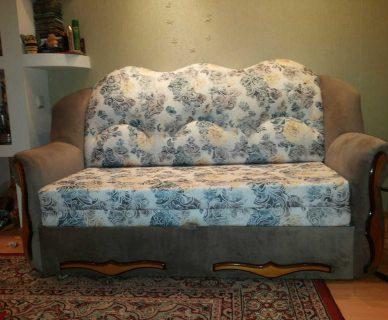 Перетяжка дивана (3)