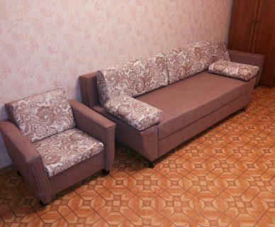 Перетяжка дивана (4)
